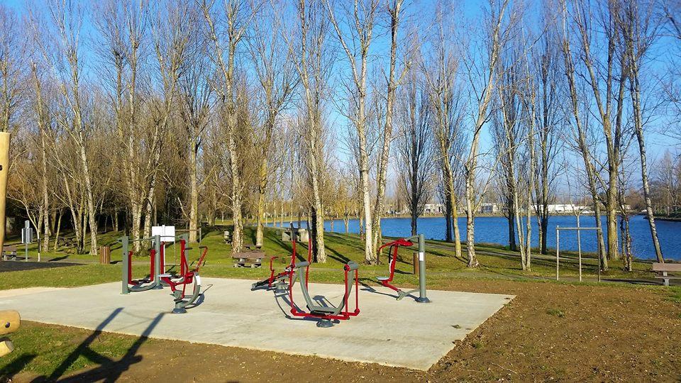 aire de fitness Haute Garonne - Aucamville 31140