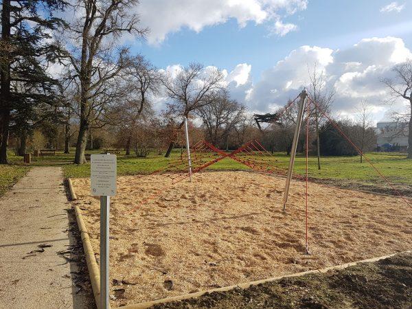aire de jeux et terrain multi sports blagnac Haute Garonne