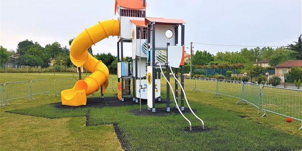 aire de jeux centre de loisirs Villefranche de Lauragais