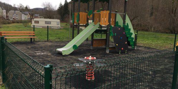 air de jeux pour enfants
