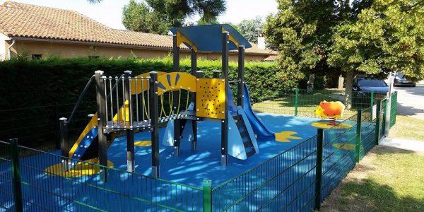 aire de jeux Villate Haute Garonne