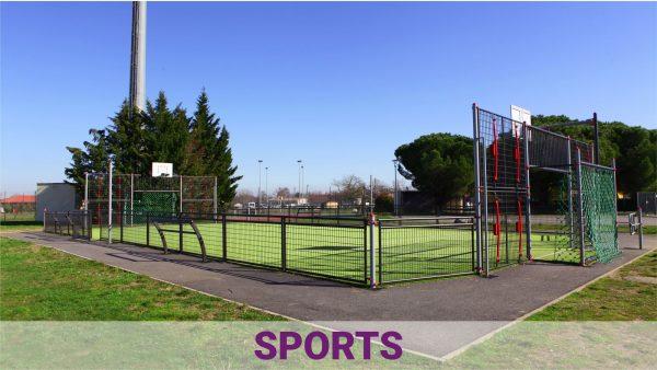 aménagement sportif - terrain multi sports