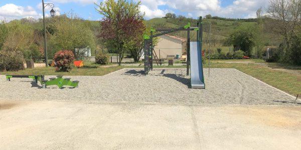 aire de jeux de Brie Ariège